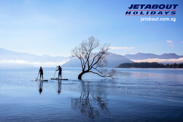 Jetabout holidays - New Zealand packages