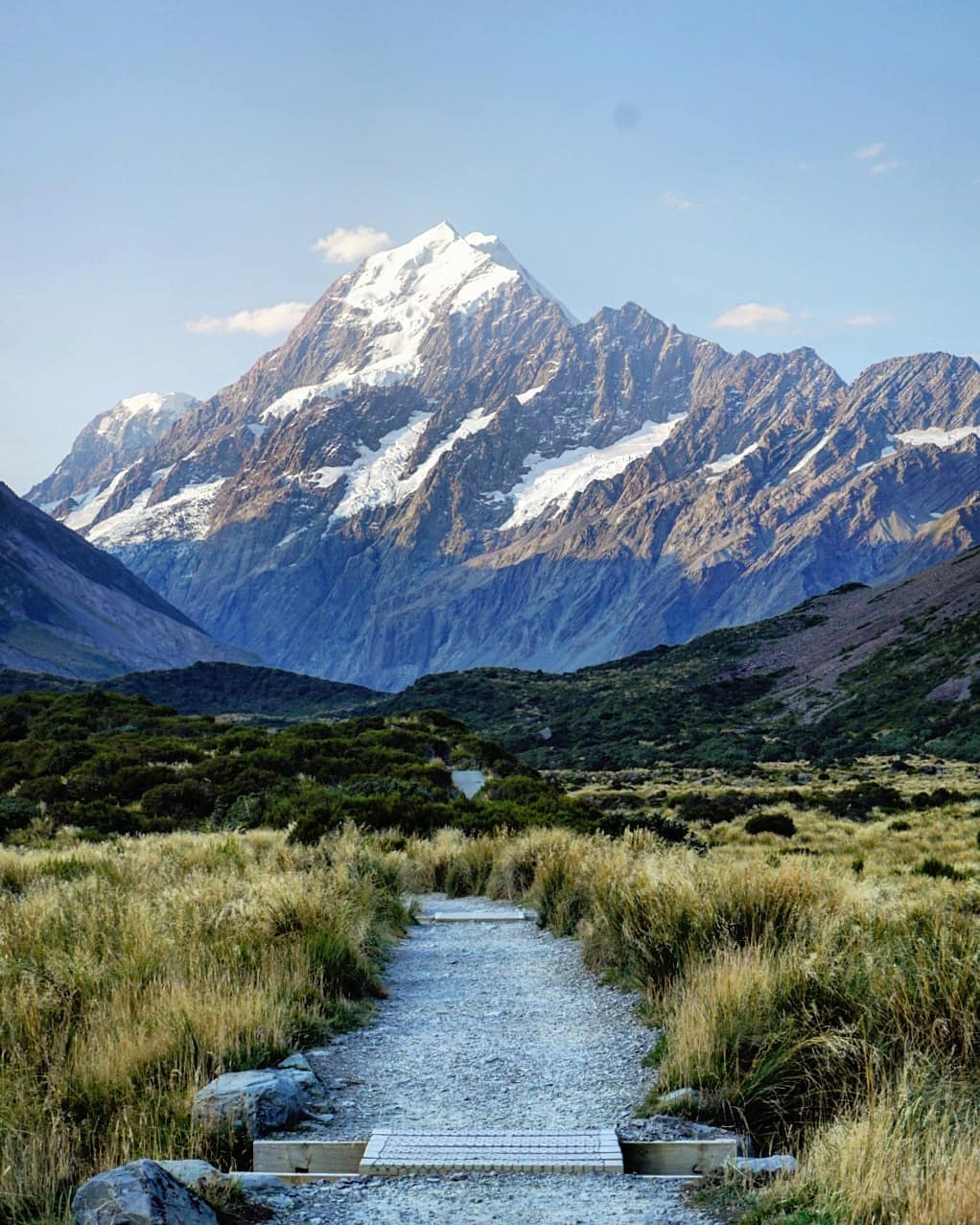 Jetabout holidays - mount cook