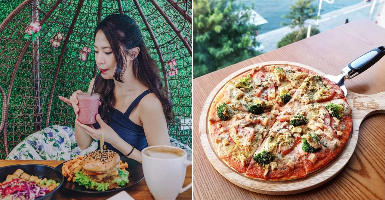 7 Vegan Cafes Restaurants In Singapore For Guilt Free Food With No Meat Or Dairy