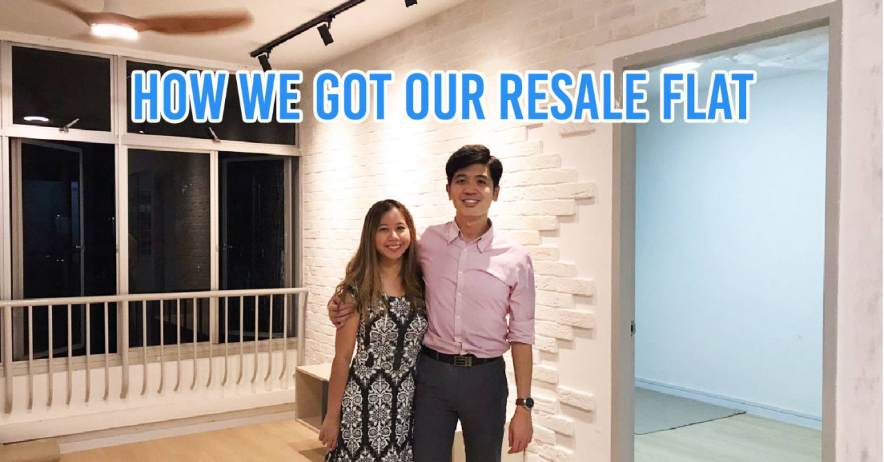 resale flat guide