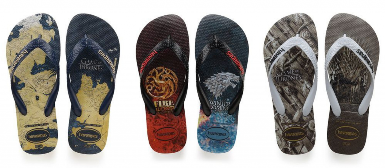 game of thrones singapore merchandise havaianas got slippers