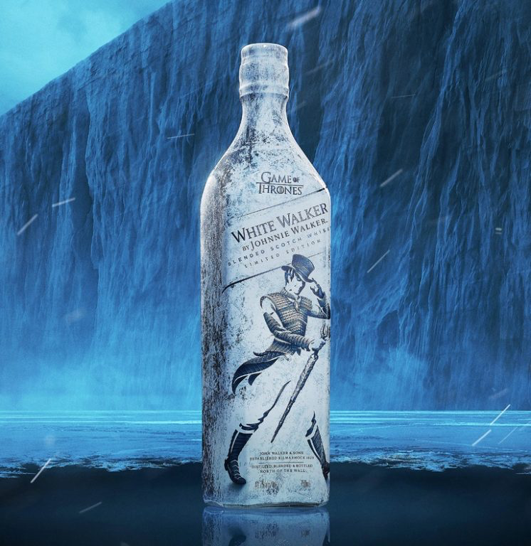 game of thrones singapore merchandise white walker got johnnie walker