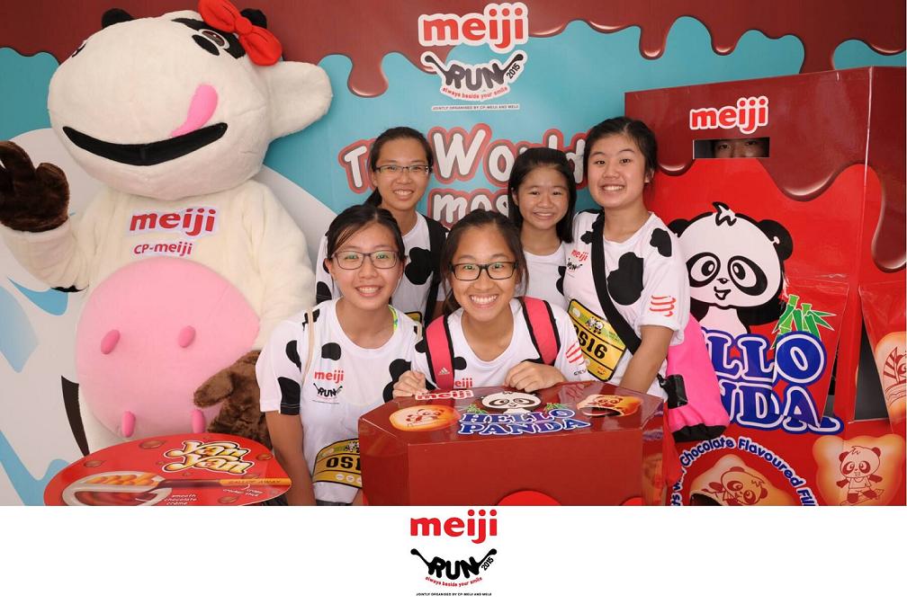 Meiji carnival - Meiji Run 2019