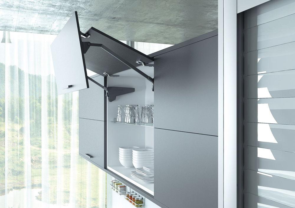 Modern kitchen storage system