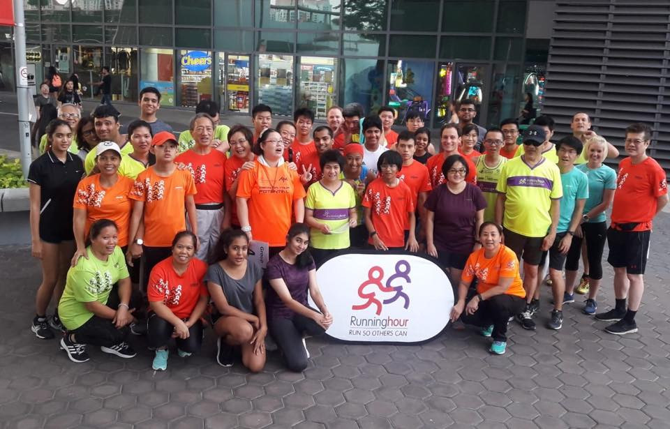Run For Inclusion Singapore