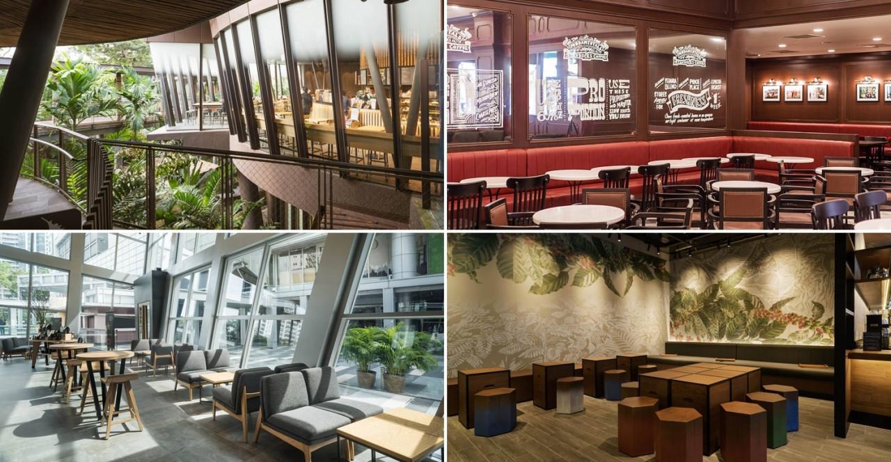 10 Prettiest Starbucks Outlets In