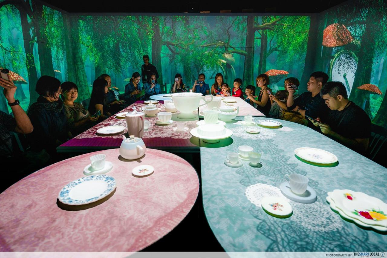 Wonderland - Mad Hatter's Tea Party