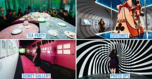 Wonderland at ArtScience Museum