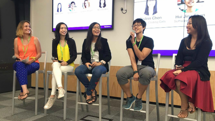 tech ladies singapore