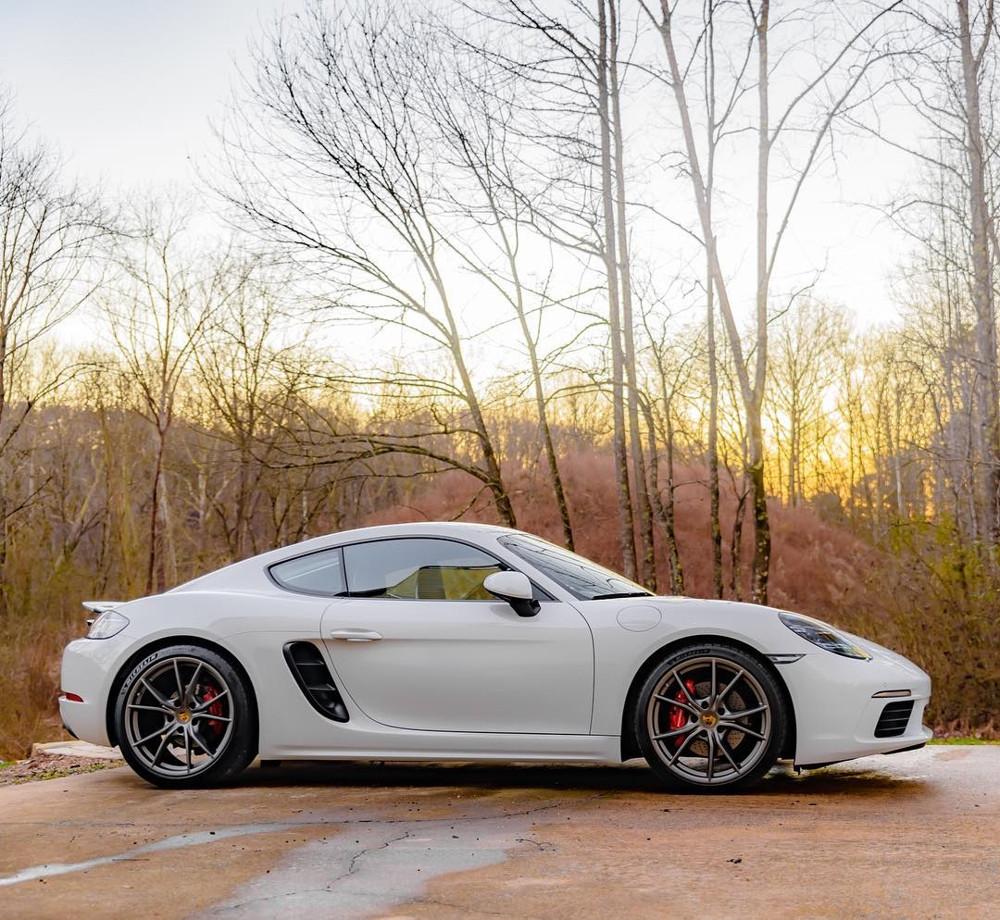 AXS - win a Porsche