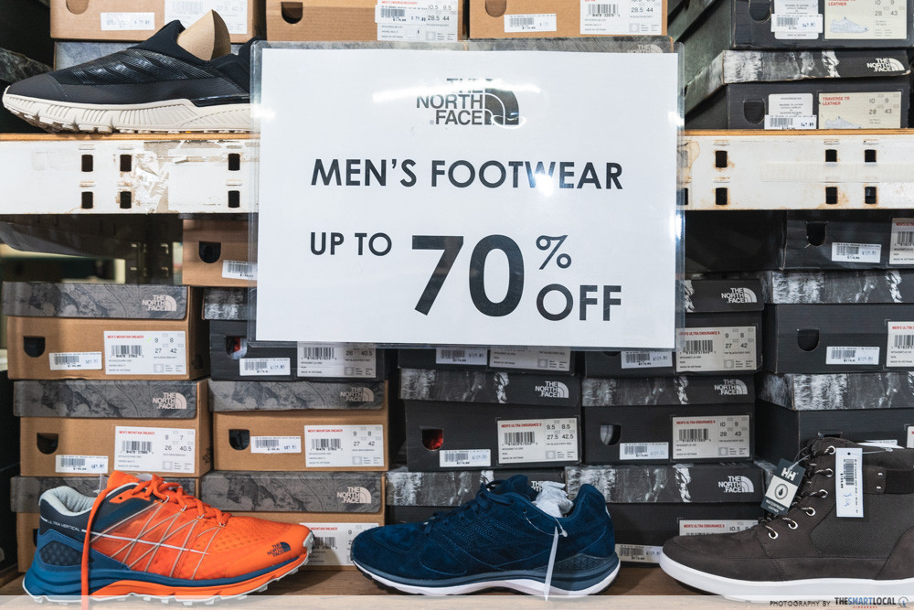 shoes 70% off outdoor venture warehouse sale