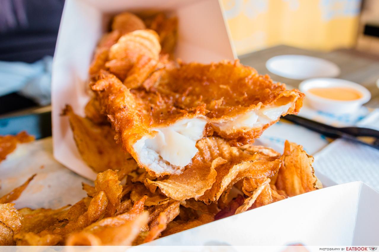 Fave food festival 2019 - Big Fish Small Fish