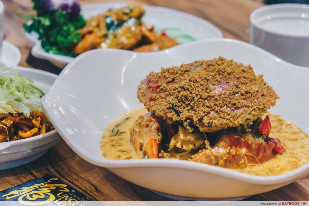 Fave food festival 2019 - Uncle Leong's Signatures