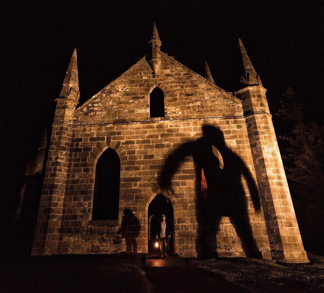 Port Arthur Historic Ghost Tour