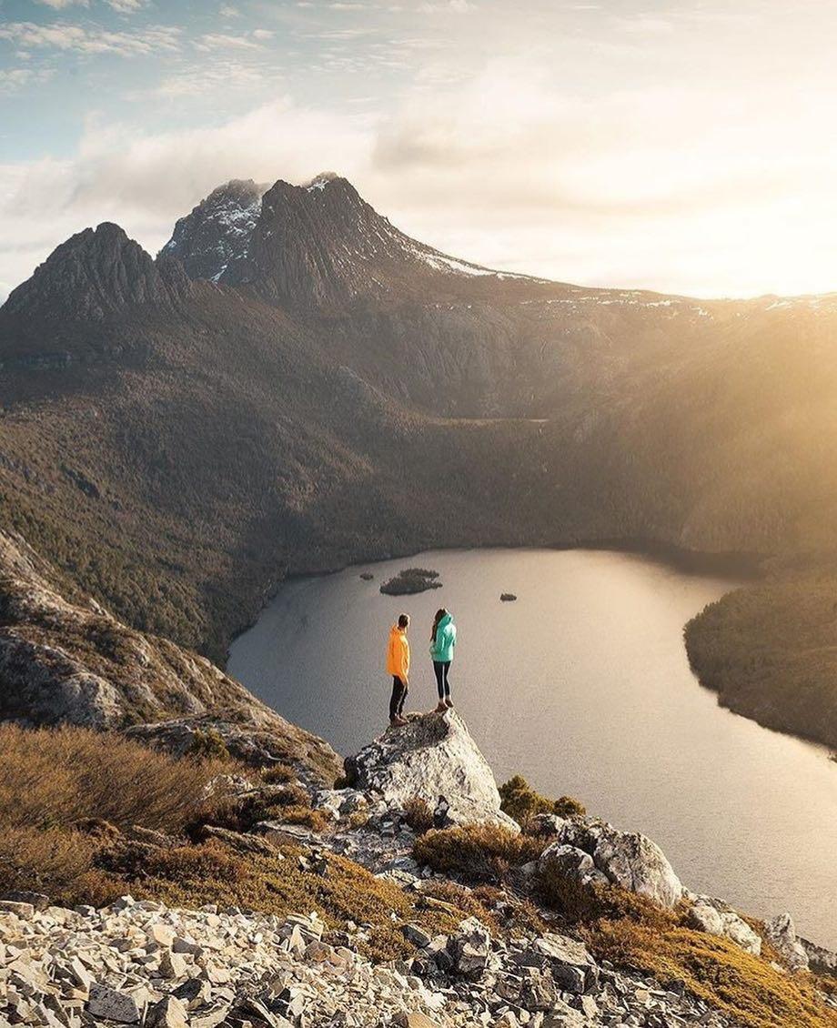 Cradle Mountain National Park Australia