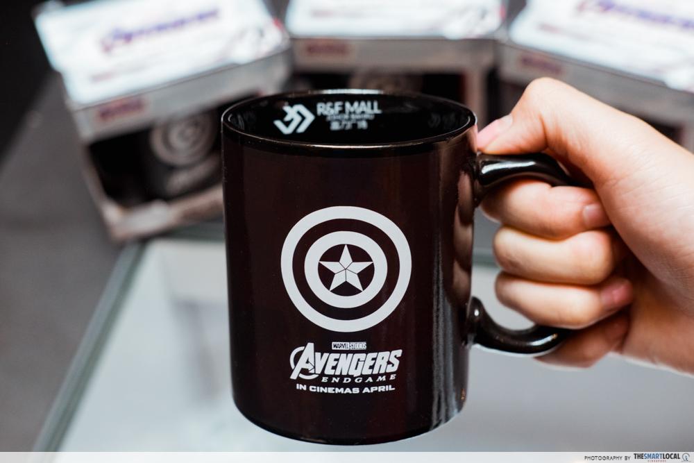 Avengers Endgame mug
