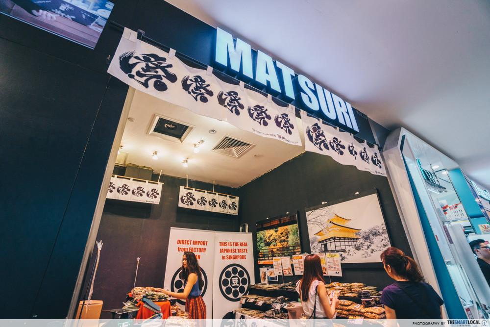 Matsuri at Bugis+