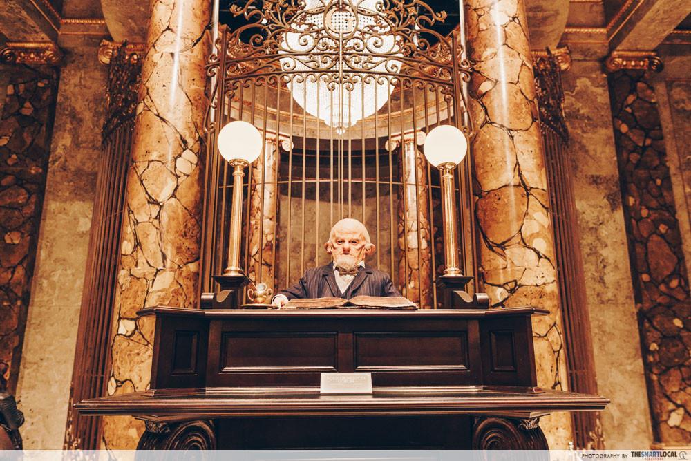 Harry Potter Studio Tour - Gringotts Wizarding Bank