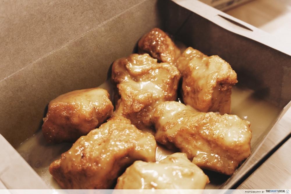Fried chicken - Wing Zone
