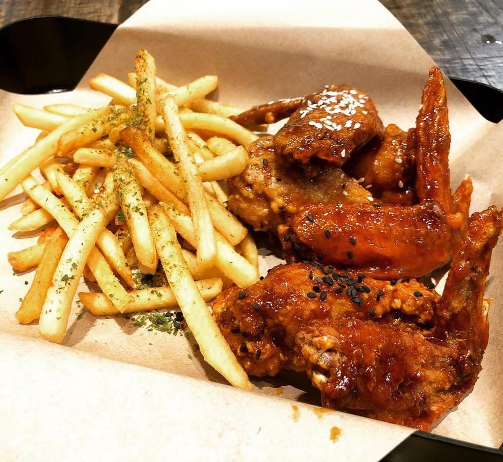 Fried chicken - Jinjja Chicken