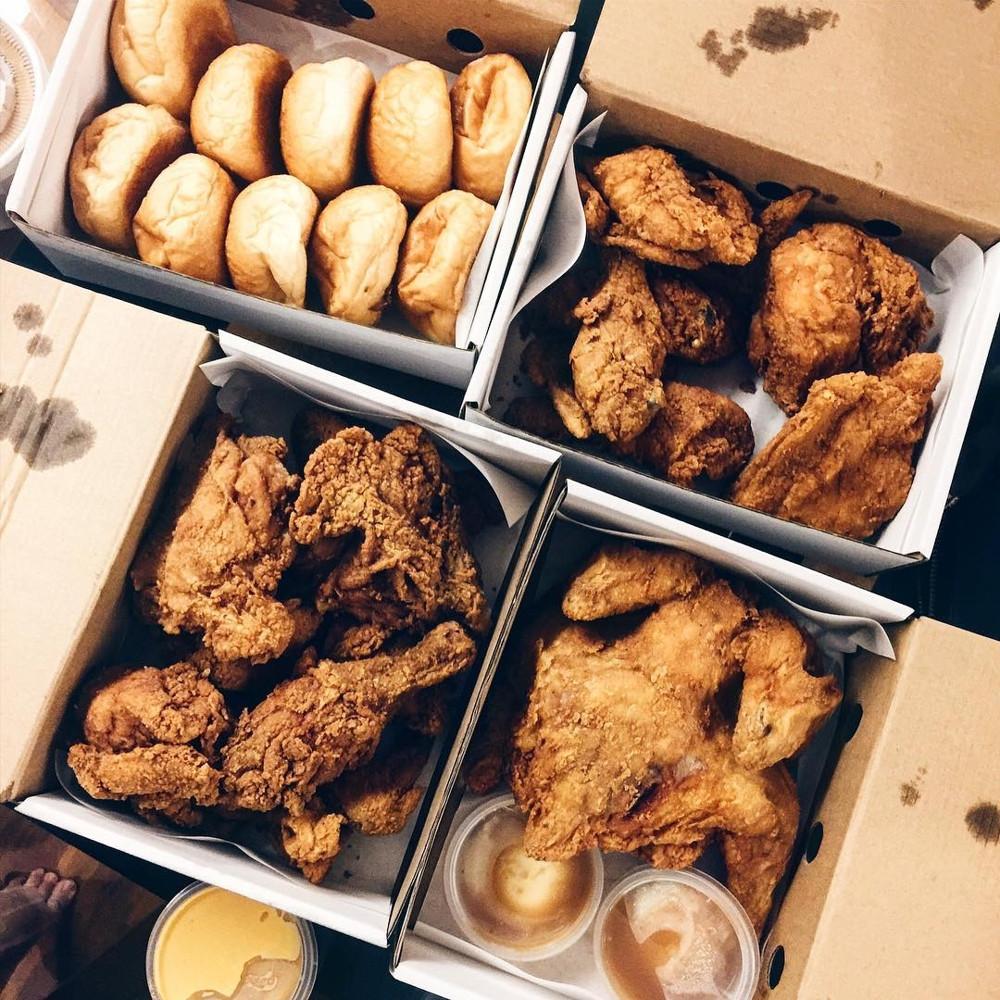 Fried chicken - Arnold's Fried Chicken
