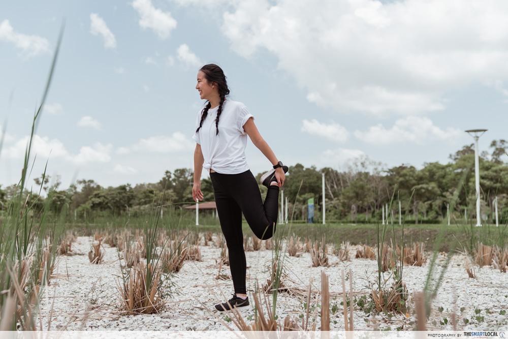 lorong halus wetland lalang