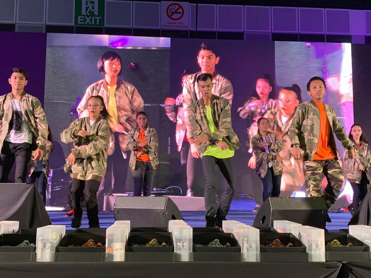 apsn singapore kids performance