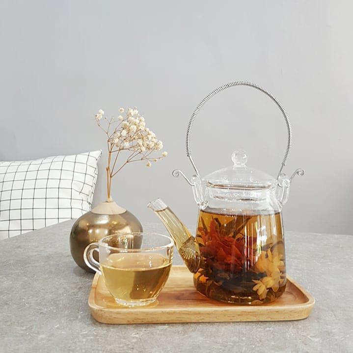 make Your Own tea set