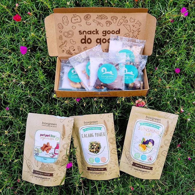 healthy snack deliveries singapore boxgreen