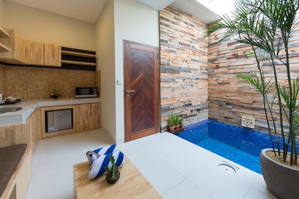 bali villas with private pool cheap paisa seminyak living