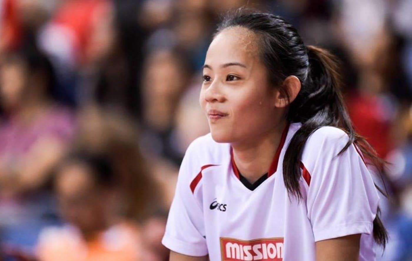 Micky Lin Netball