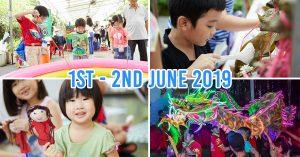 Wan Qing Dumpling Festival happenings