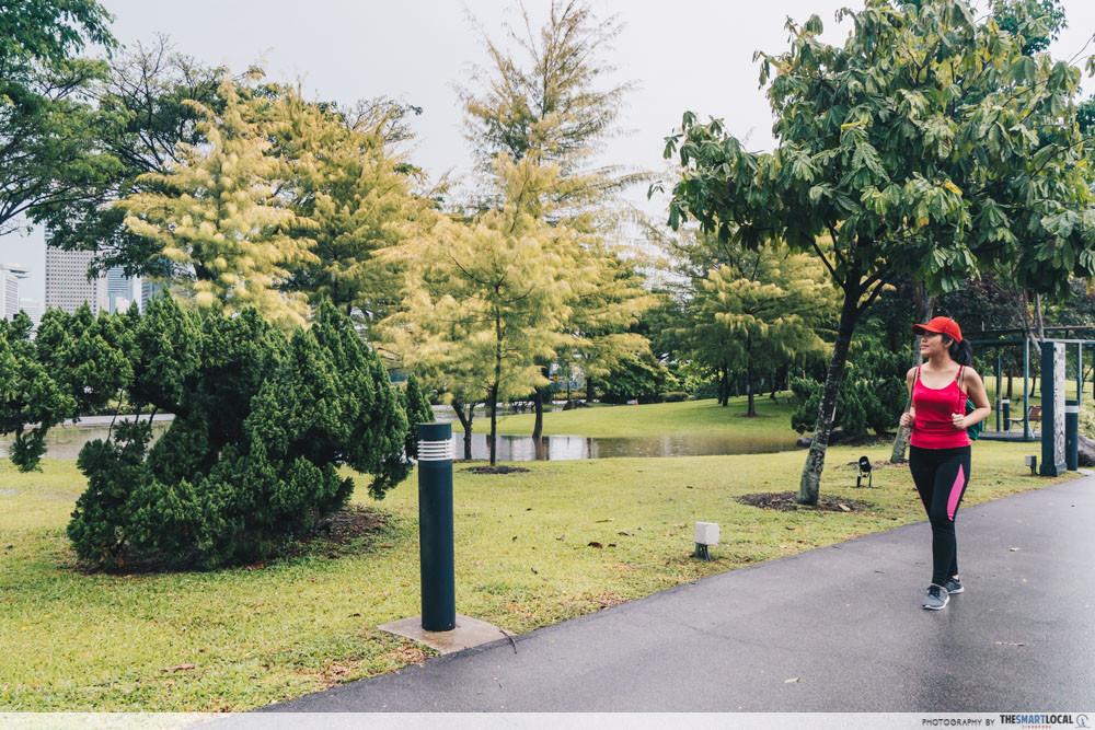Bay East Garden
