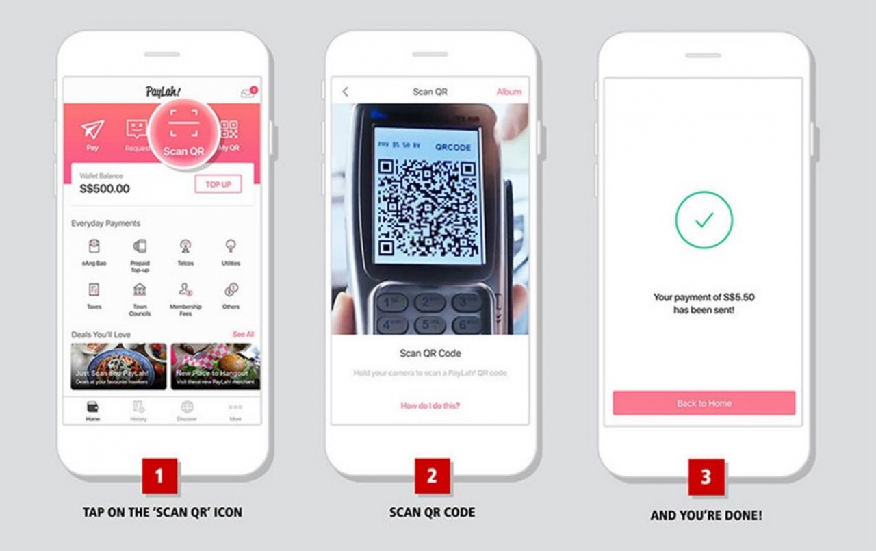 Paylah Now Lets You Buy Movie Tickets Food Deals And