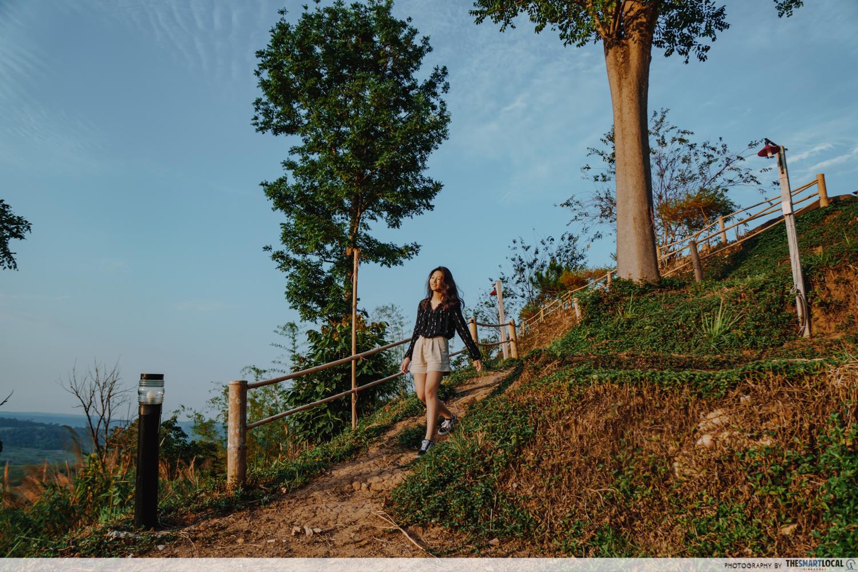 Scenic places in Khao Kho - Khao Takhian Ngo
