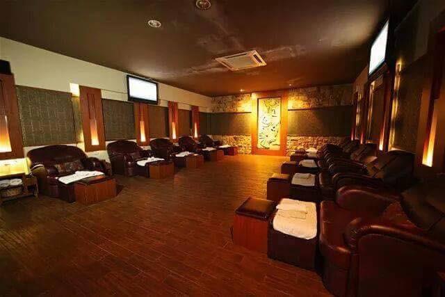 Soul Asia massage parlour