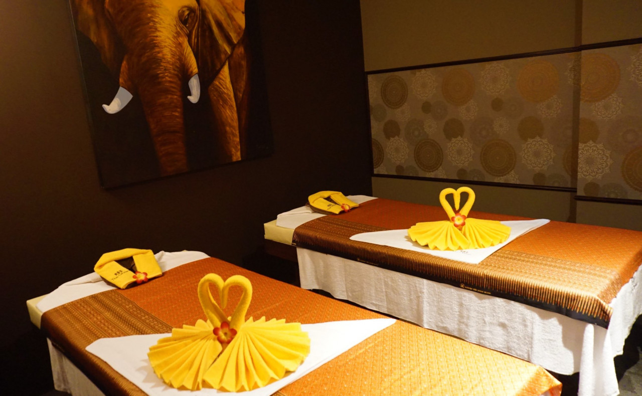 Thai Odyssey room