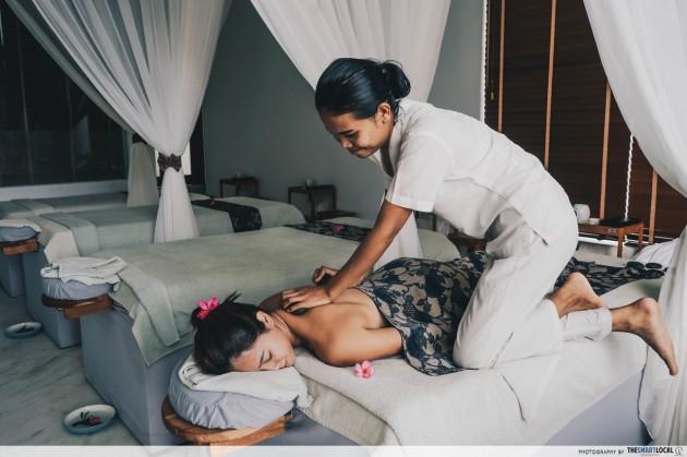 MyNTUC App - Batam massage