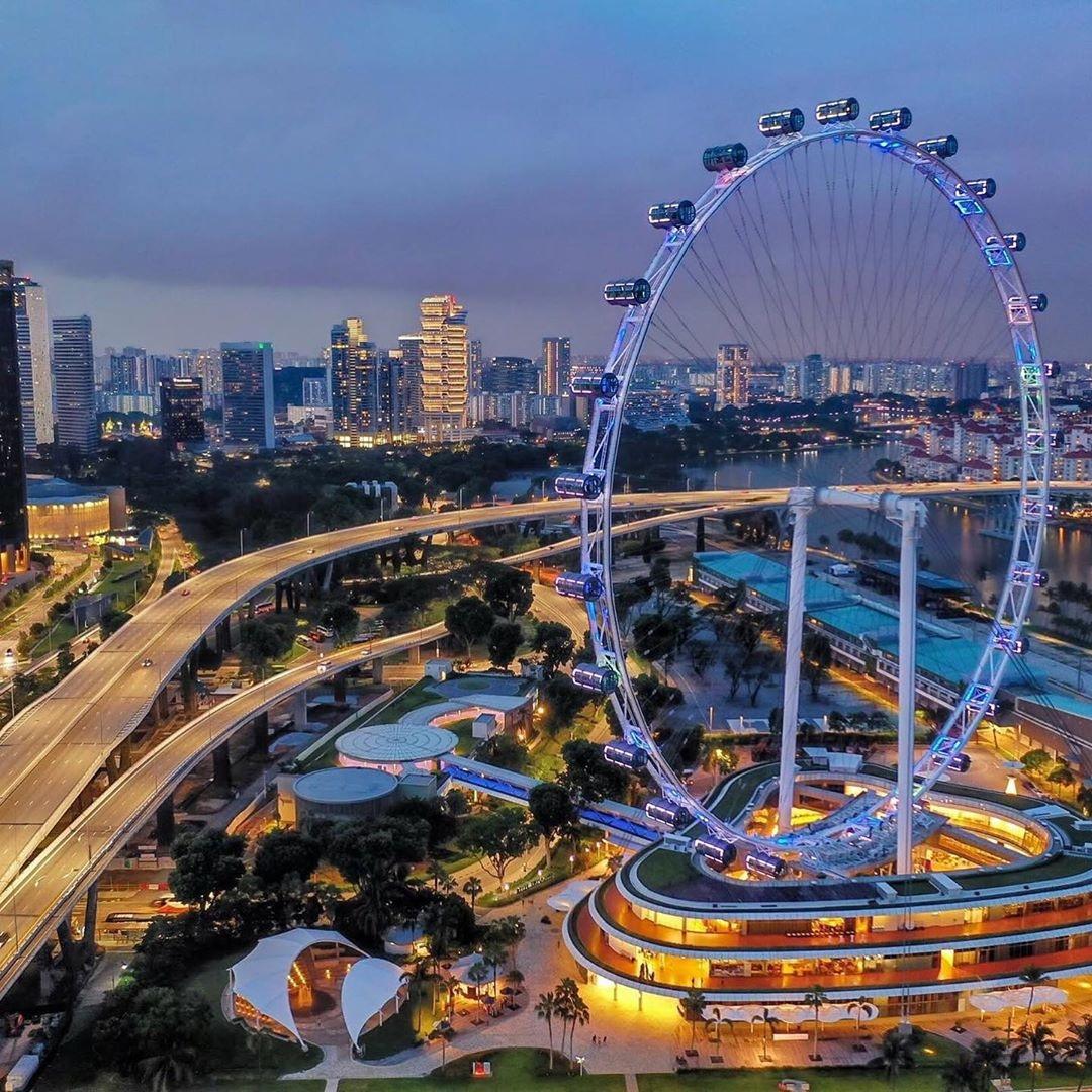 MyNTUC App - Singapore Flyer