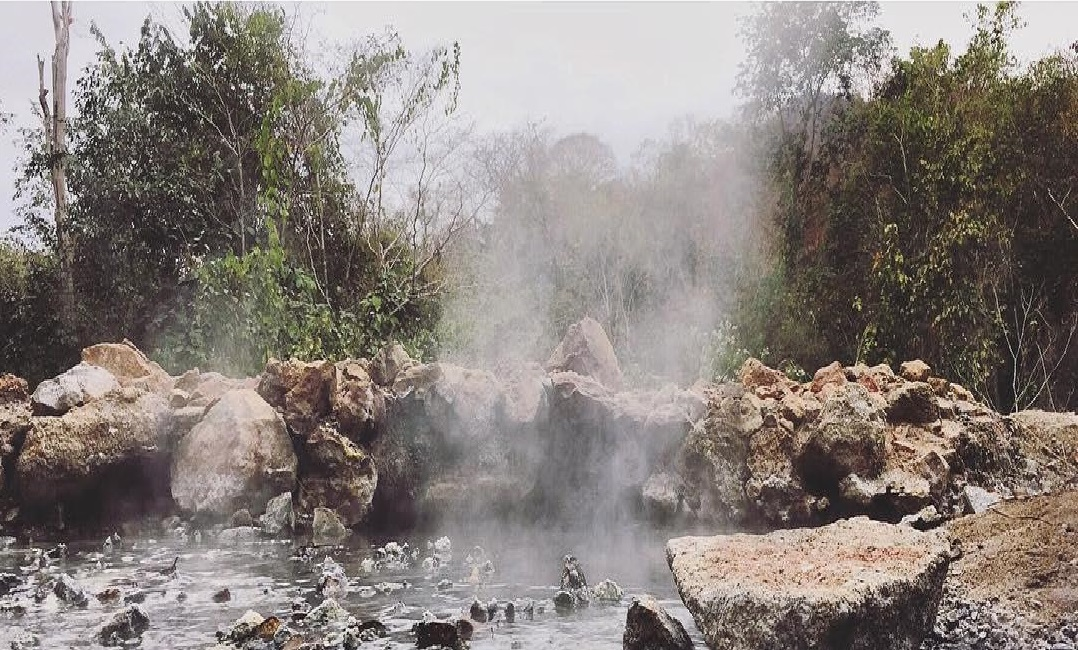 Tha Pai Hot Springs