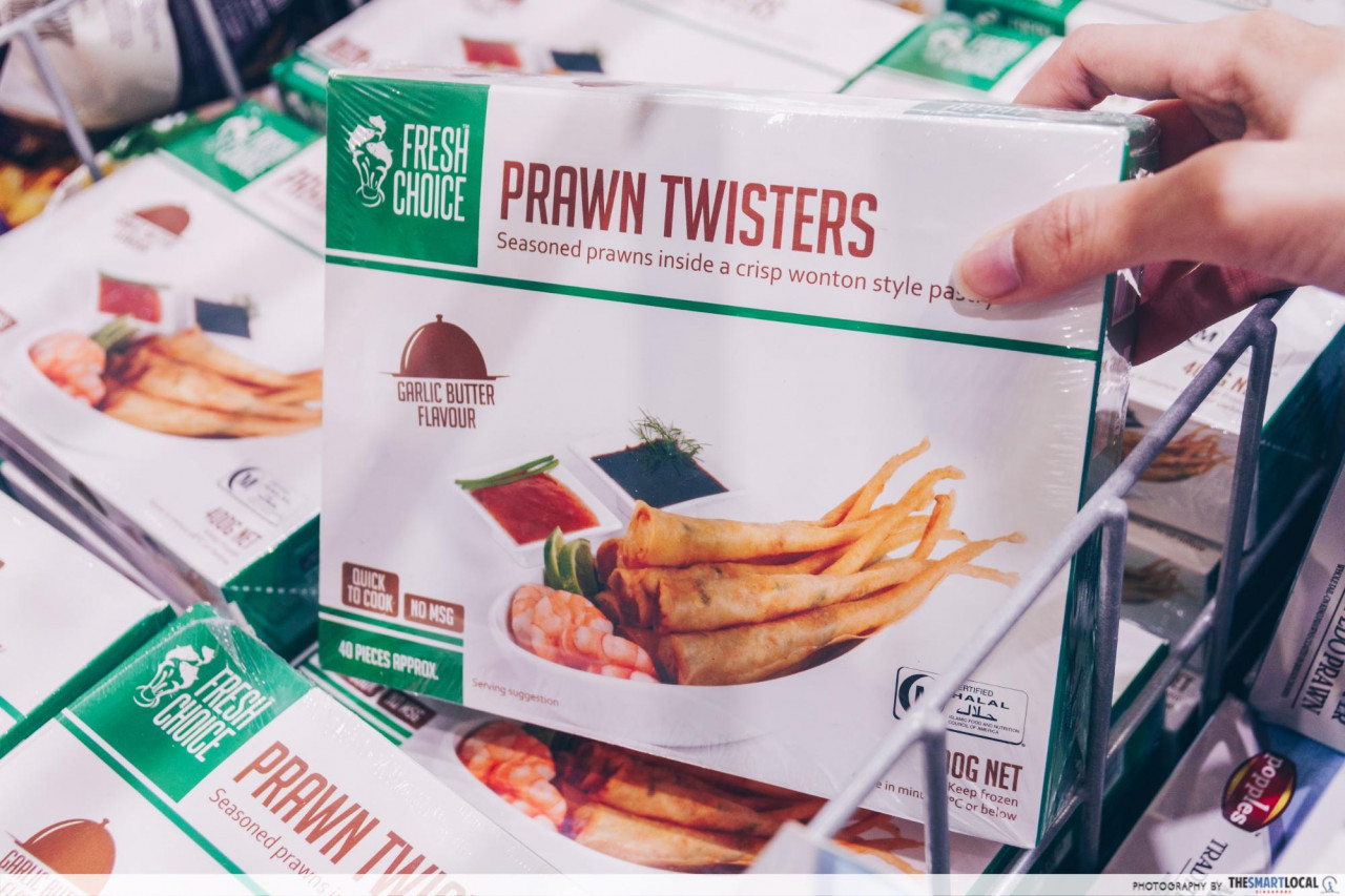 warehouse club ntuc hari raya open house sale prawn twisters