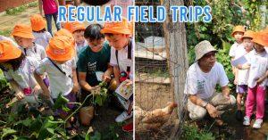mulberry preschool field trip