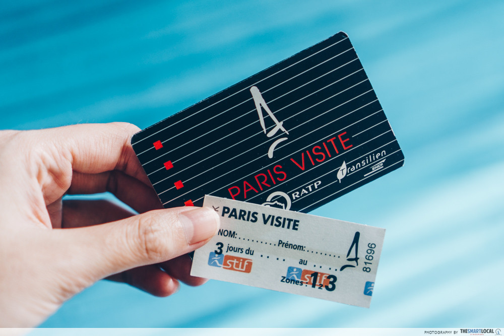 Paris Visite TravelCard