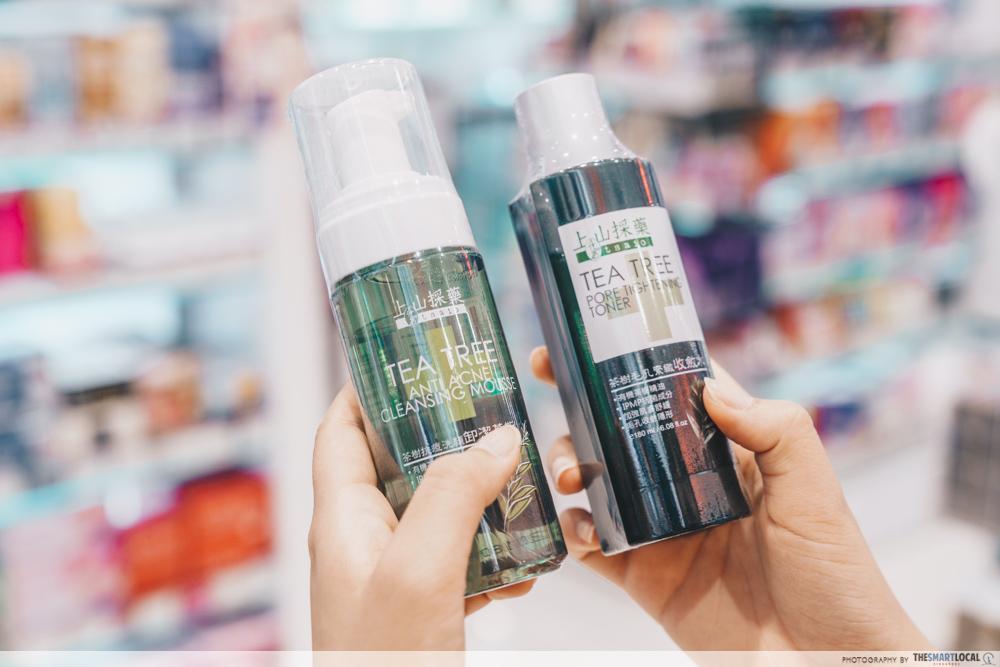 Sasa - Tsaio Tea Tree facial products