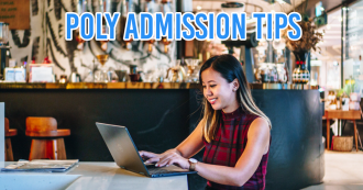 polytechnic admission entry interview tips early admission exercise republic polytechnic