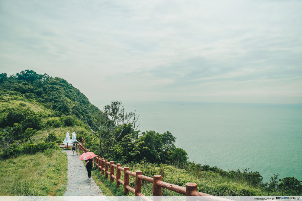 fushan viewing point