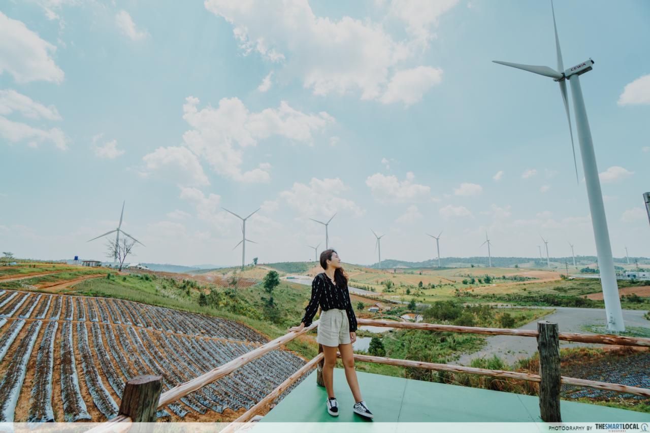 Khao Kho Windfarm
