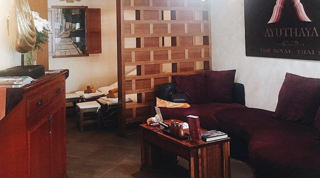 Thai Massage Parlours in Singapore - Ayuthaya The Royal Thai Spa