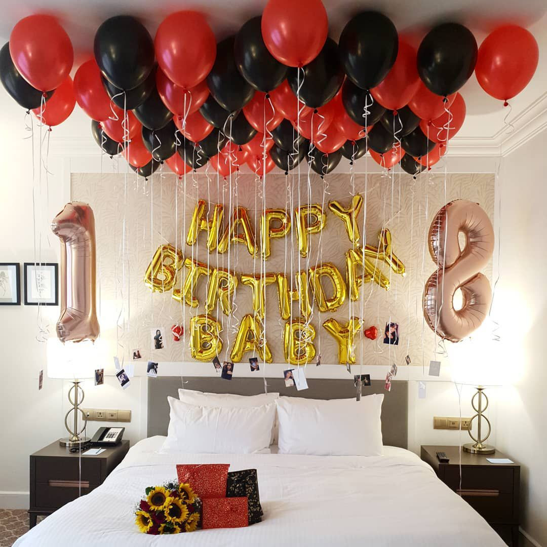 rendezvous hotel room birthday celebrations