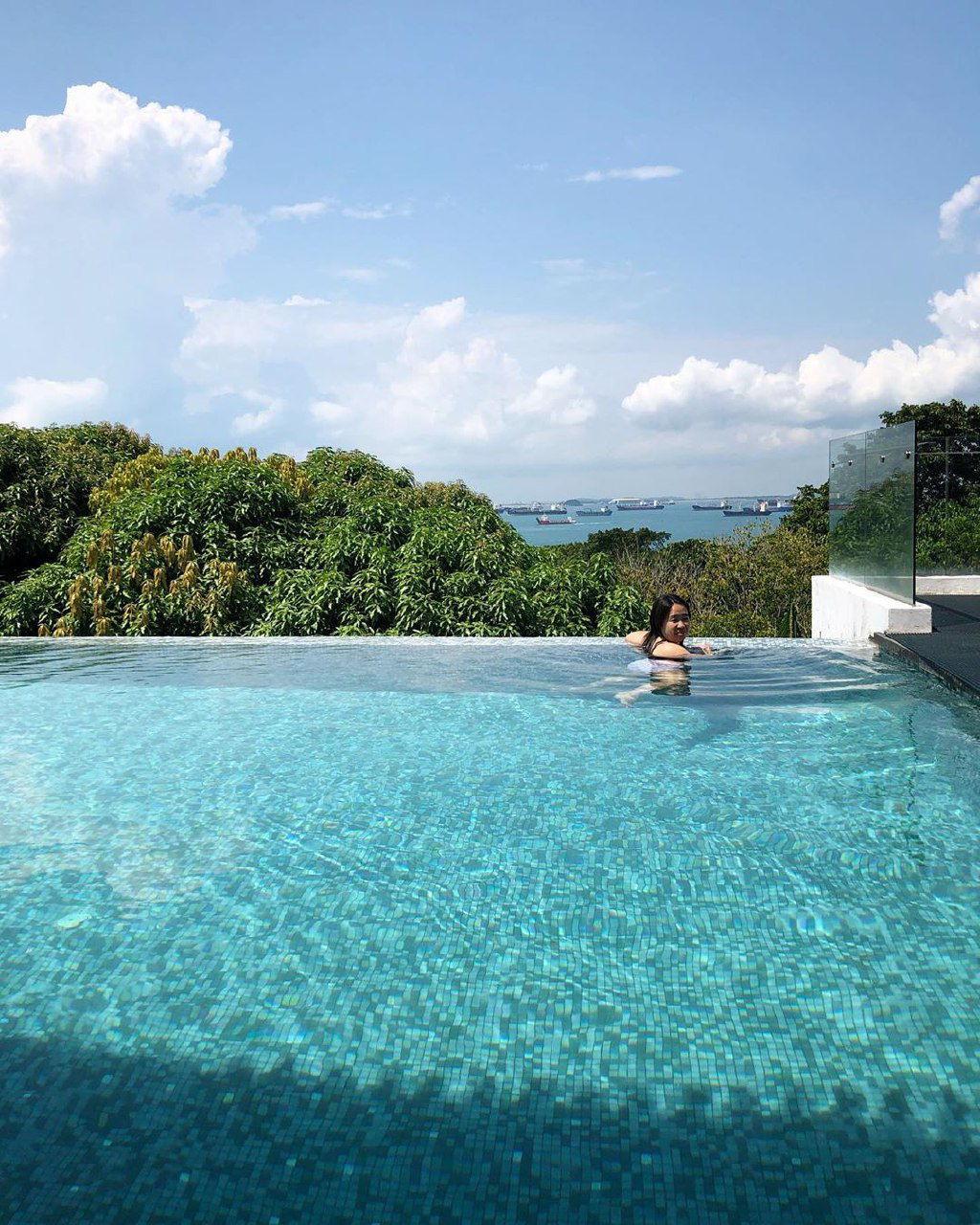 amara sanctuary hotel infinity pool
